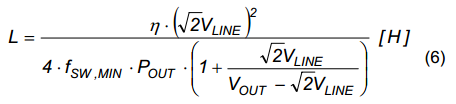 PFC 6. Formula