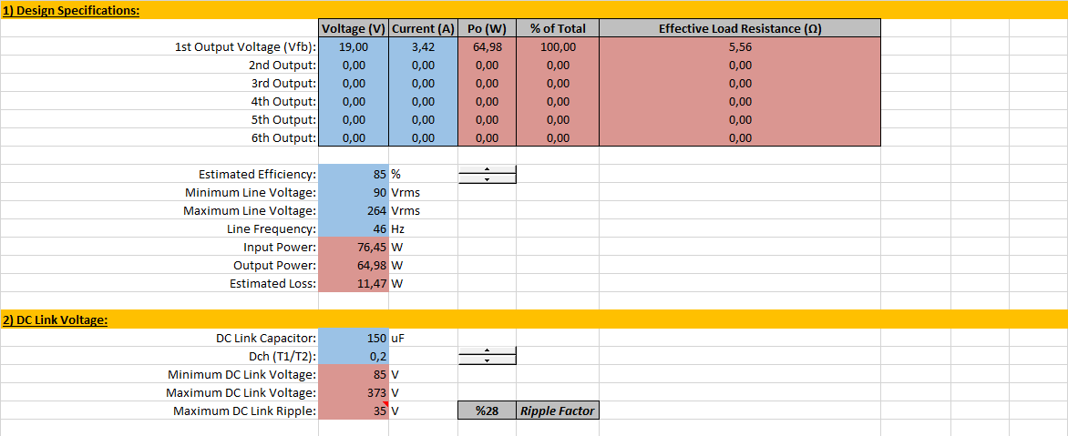 Design Excel 1-2