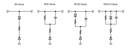Clamp Circuits